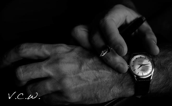 classic Citizen wristshot