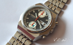 citizen vintage chronograph 8110a