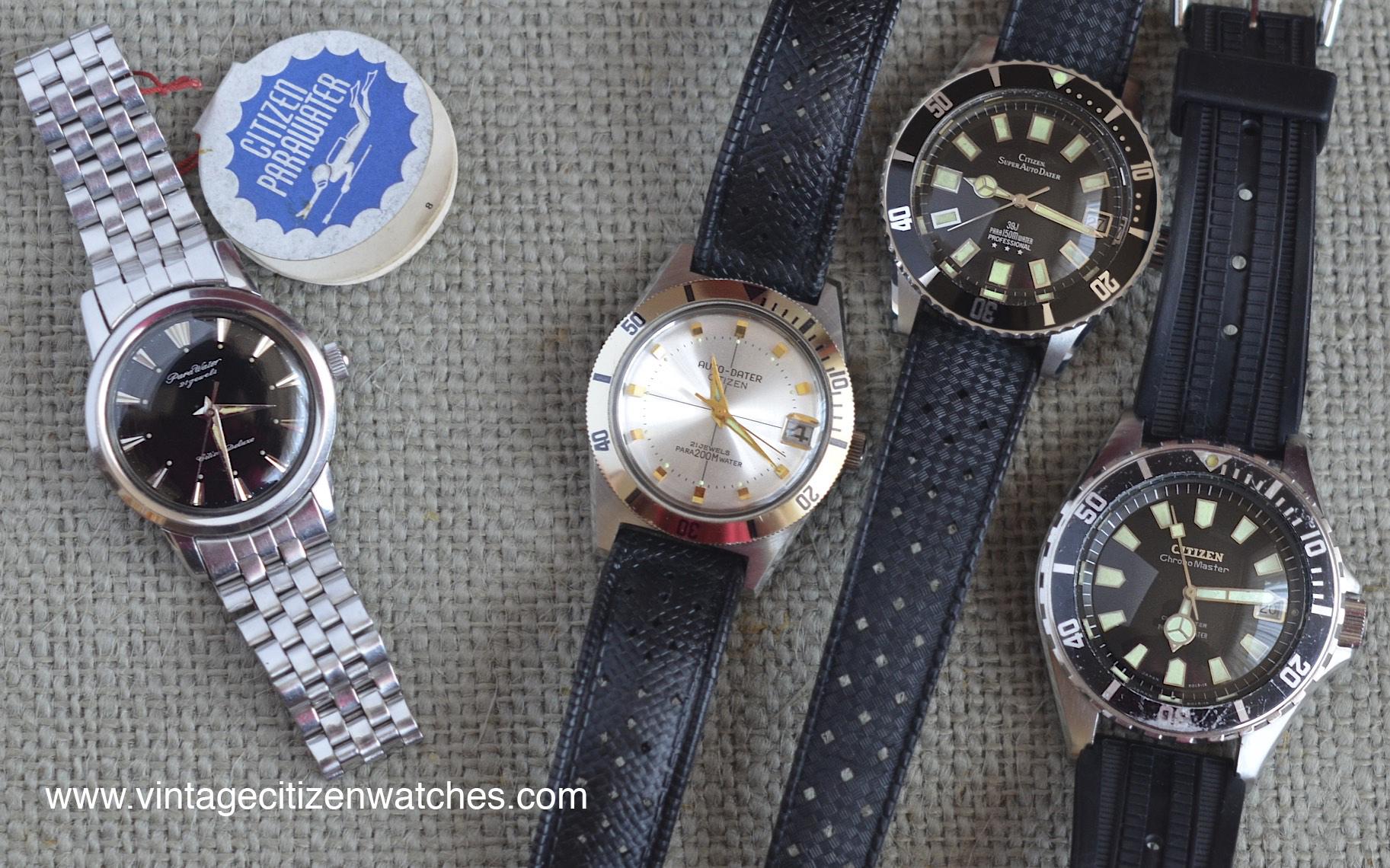Vintage Divers 62