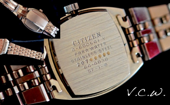 Citizen vintage ladies automatic watch