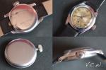 WWII citizen wristwatch pocket watch