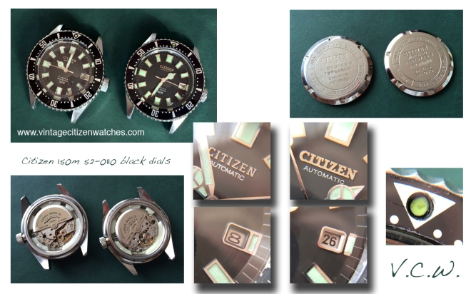 citizen 150m 52-0110