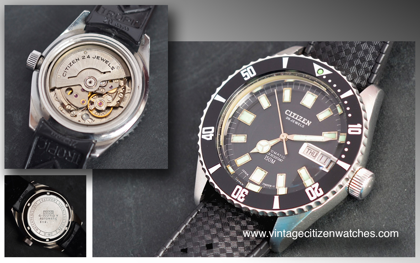 Dating citizen watches