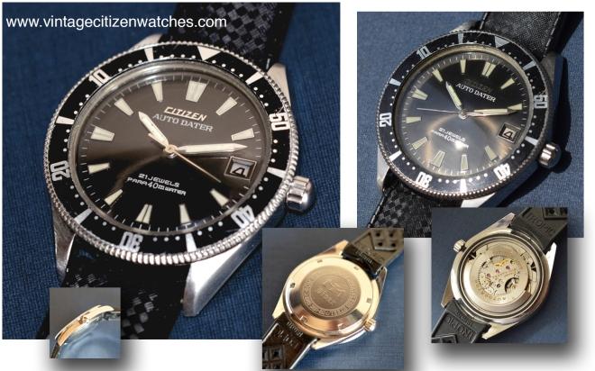 citizen autodater diver 40m ADOS 3001-DM