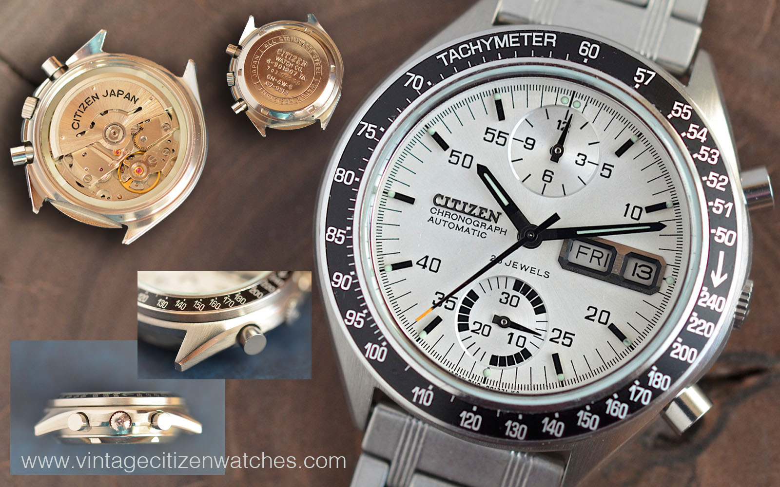 Where to buy citizen challenge bullhead flyback chrono game