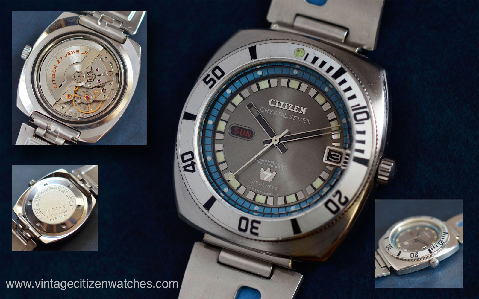 Vintage Diving Watches