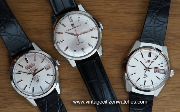 The best Vintage Citizen calibres